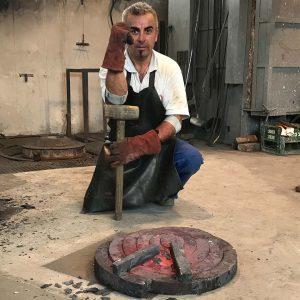 Daniel Pop – Artistic forge