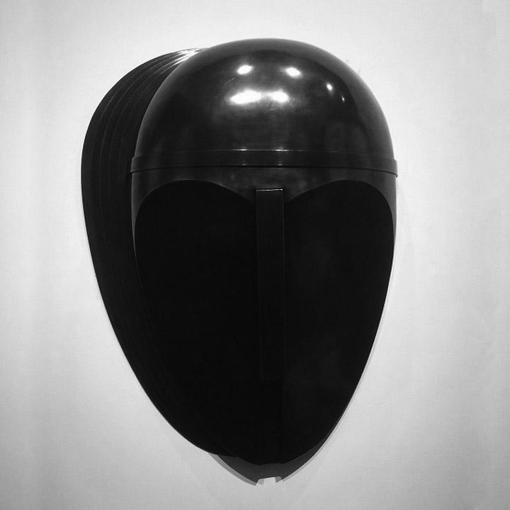 Martin Chirino, Cabeza 2018 – Bronze, 150 x 112 x 40 cm