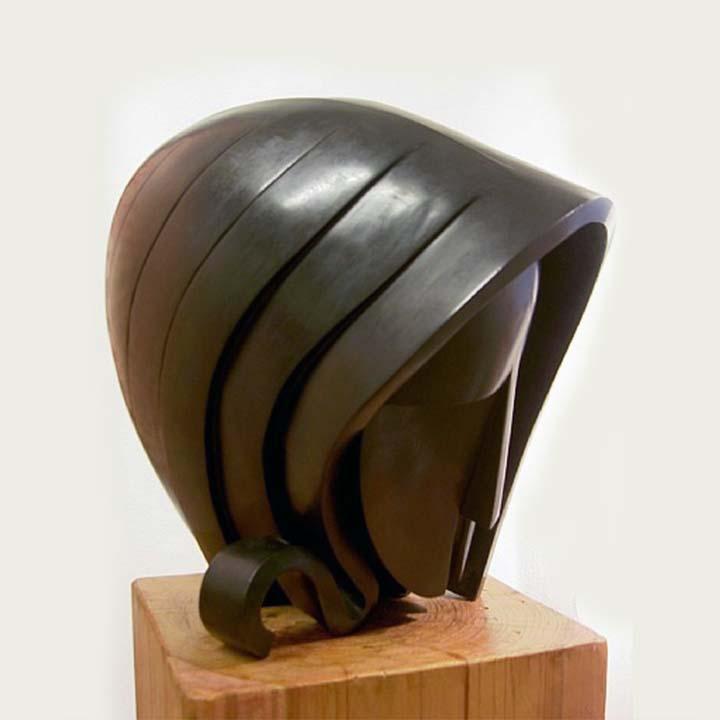 Martín Chirino, Morateña, 2003 – Bronze 150 x 112 x 40 cm
